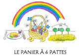 Le panier  4 pattes